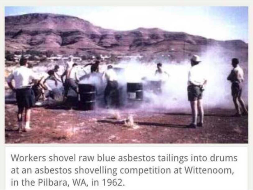 Asbestos – Still a Threat Today