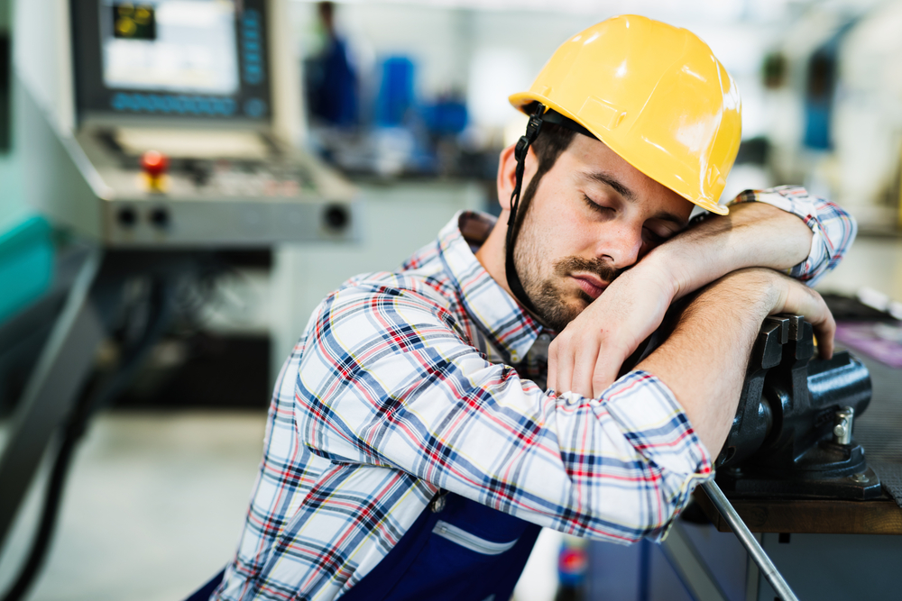 Tired at Work? Blood and Saliva Can Test for That
