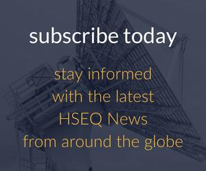 myosh HSEQ News Subscription