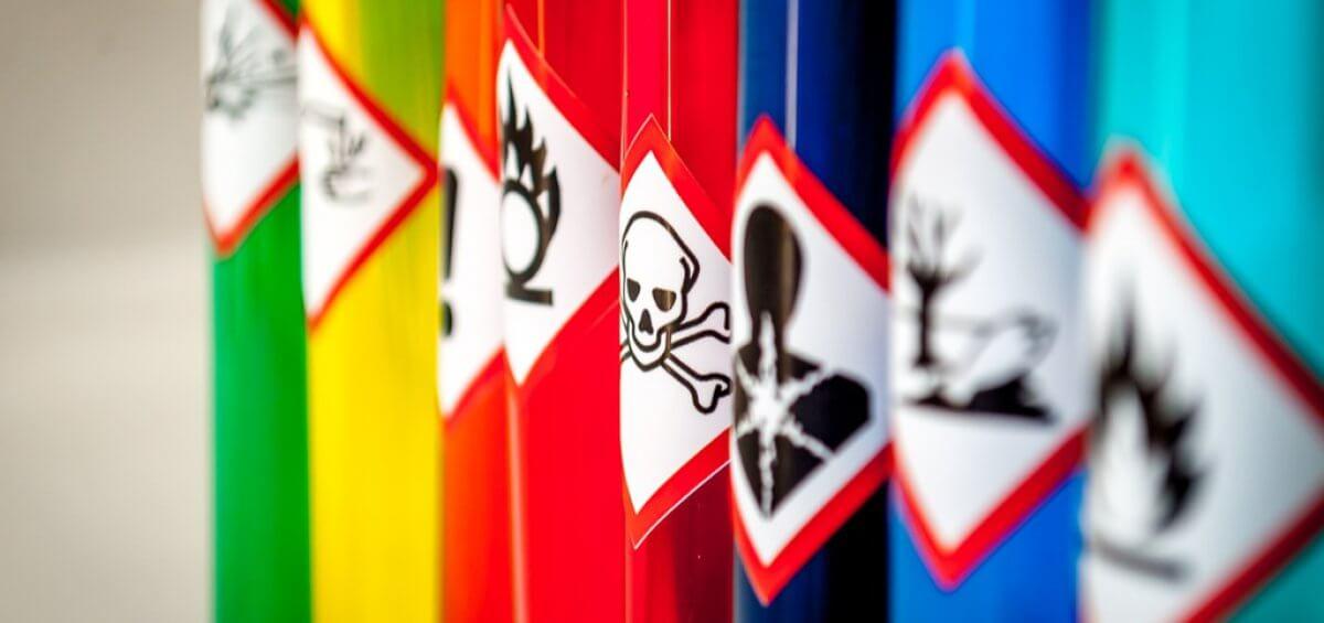 myosh Chemical Compliance
