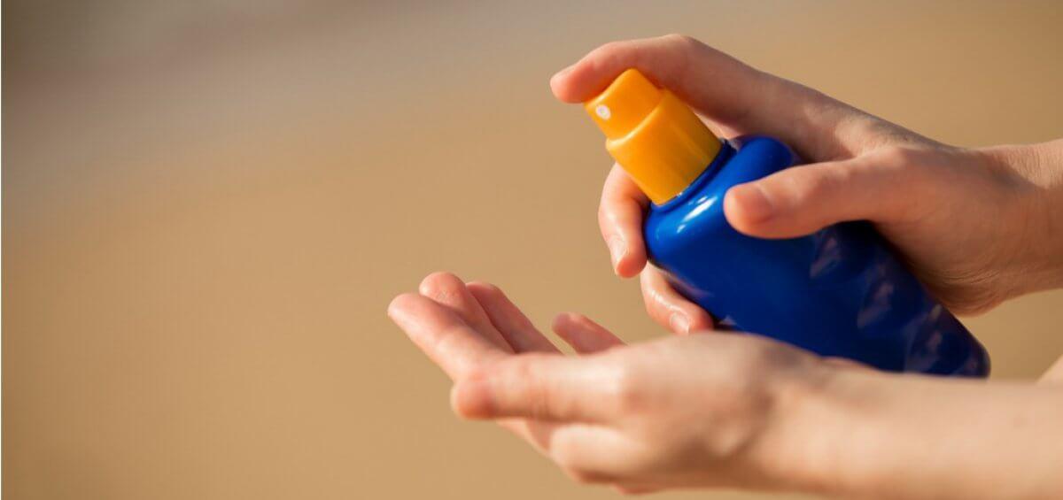 Sunscreen SPF Factor myosh