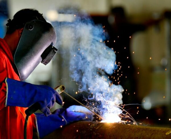 Welding Fume Cancer Risks