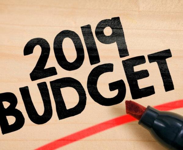 2019 Australian Federal Budget