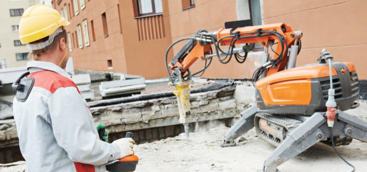 Worker Safety Robotics