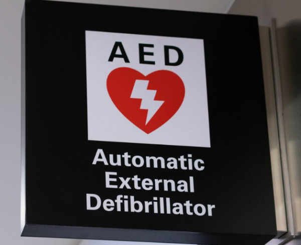 Workplace AED