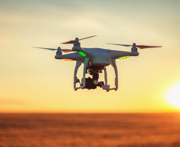 New Zealand Drones