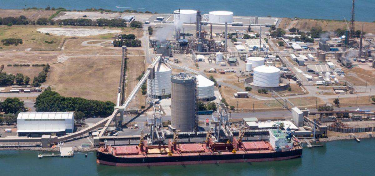 newcastle ammonium nitrate explosion concerns